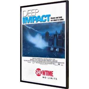 Deep Impact 11x17 Framed Poster: Home & Kitchen