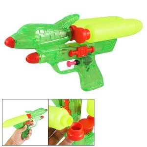 Children Yellow Green Plastic Game Fun Water Squirt Gun Toys & Games