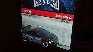 Hot Wheels 2009 Cop Rods   Honda Civic Si   #22