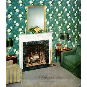1948 Montgomery Ward Wallpaper Catalog: Montgomery Ward: Books