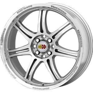 Momo RPM Silver Machined Wheel (15x6.5/5x114.3mm