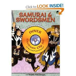 and Swordsmen CD ROM and Book (Dover Electronic Clip Art) Alan Weller