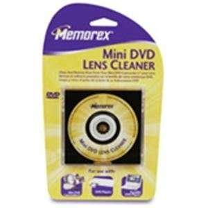 Memorex LASER LENS CLEANER FOR MINI DVD ( 32028009 ) Electronics