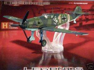 CORGI LEGENDS~Me Bf109E 1~Eduard Neumann~WWIIAces~32104