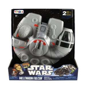 Mighty Beanz Carry Case   Star Wars Millenium Falcon Toys