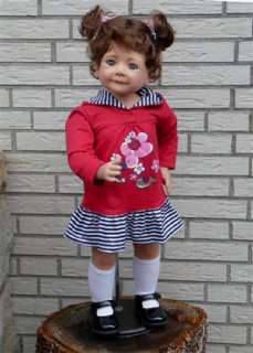 Masterpiece Doll Jenna by Monika Levenig 32 New 2012