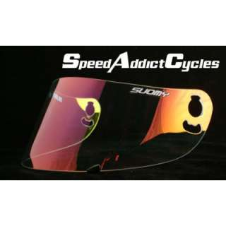 Suomy Vandal Ultra Tech Clear Iridium Shield Visor