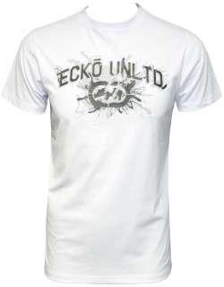 NEW MENS ECKO Unltd PRINTED GRAPHIC Style ShortSleeve TEE T Shirt SIZE