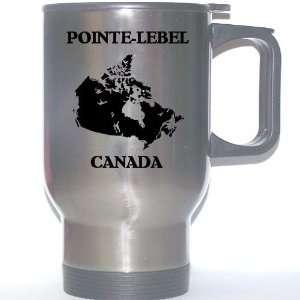 Canada   POINTE LEBEL Stainless Steel Mug Everything