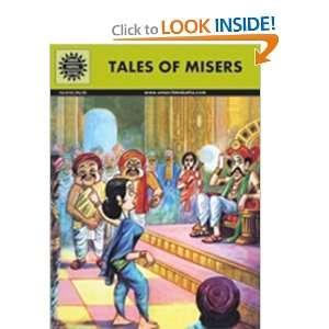 Jataka Tales : Tales Of Misers ( Amar Chitra Katha Comics