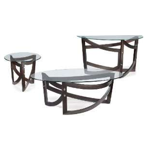 Magnussen Furniture Lysa Collection   Coffee Table Set