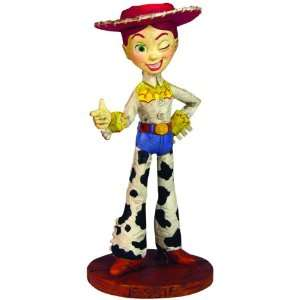 Deluxe Toy Story Woodys Roundup Statue #3 Jessie Toys & Games