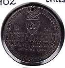 1902 leicester king edward vii coronation medal
