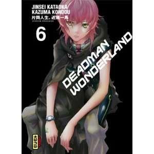 Deadman Wonderland, Tome 6  (9782505011088) Jinsei Kataoka Books