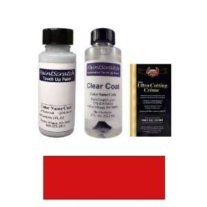 2 Oz. Vivid Red Paint Bottle Kit for 1985 Isuzu Impulse
