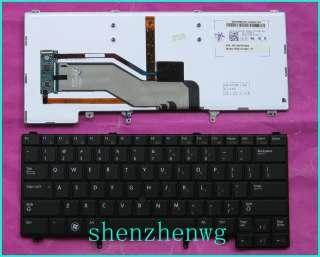Brand New DELL Latitude E6320 E6420 E5420 KEYBOARD with point Backlit
