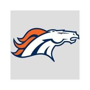 Denver Broncos Logo, Denver Broncos   FatHead Life Size