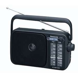 Panasonic 2400EB K Portable Radio Electronics