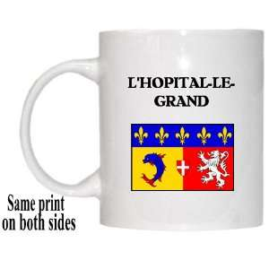 Rhone Alpes, LHOPITAL LE GRAND Mug: Everything Else