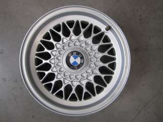Original BMW 5er E34 15 Zoll Alufelgen Felgen TOP