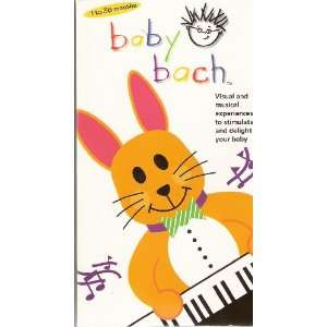 Baby Bach (9781892309082) Video Books
