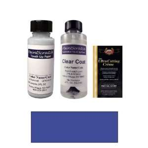 2 Oz. Fjord Blue Pearl Metallic Paint Bottle Kit for 1998