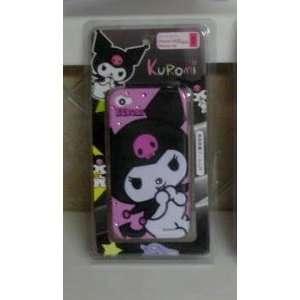 KUROMI HELLO KITTY IPHONE 4G CASE W/ SWAROVSKI CRYSTAL