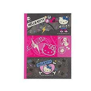 Hello Kitty Memo Pad w/ Stickers Band