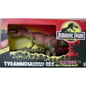 Jurassic Park Electronic Tyrannosaurus Rex Action Figure Toys & Games