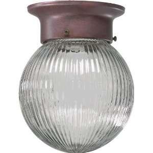 Quorum International 3307 6 33 1 Light Flush Mount