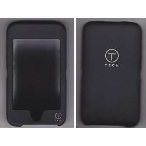 Tech Apple iPod Touch  Player Hard Case  Black
