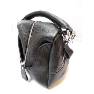Genuine Leather Handbag, Shoulder Bag, Makeup Purse, Cell Phone Purse