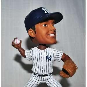 Mariano Rivera New York Yankees official MLB action bobble