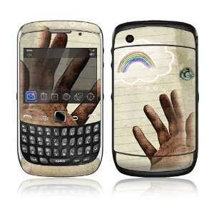 BlackBerry Curve 3G Decal Skin Sticker   Childhood Dream