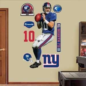 NFL New York Giants Eli Manning Fat Head