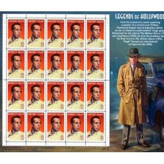 Monroe Legends of Hollywood Collectible Stamp Sheet