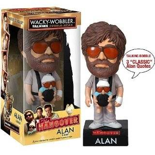 The Hangover Mr. Chow Talking Bobble Head Toys & Games