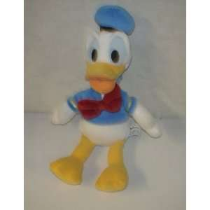 Vintage Plush Doll  10 Disney Donald Duck