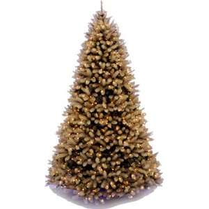 Douglas Medium Fir Christmas Tree with 900 Clear Lights Home