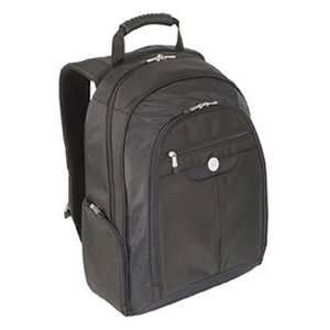 DELL LAPTOP NOTEBOOK NYLON 15.4 BACKPACK CASE BLACK