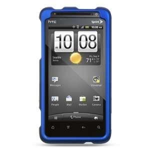 VMG Sprint HTC EVO DESIGN Hard Case Cover   Blue Premium