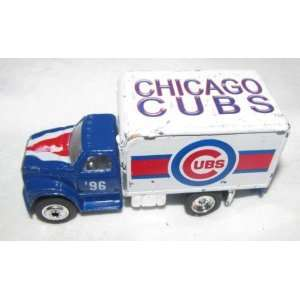 Chicago Cubs 1996 Matchbox Truck 1/64 Scale Diecast Car