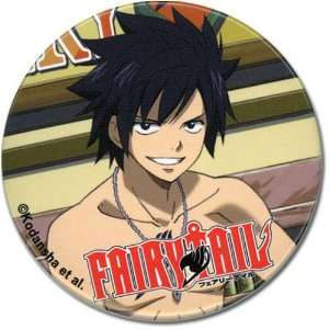Fairy Tail: Gray Button: Toys & Games