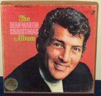 DEAN MARTIN   THE DEAN MARTIN CHRISTMAS ALBUM Reel To Reel 71/2 **RARE