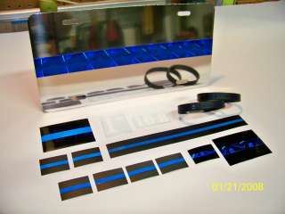 Thin Blue Line Police Package SUPER PACK Includes bracelets, and many