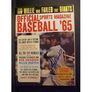 Tony Oliva Minnesota Twins Autographed October 1965 Official Baseball