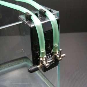 Hang on 2 Way Air Pump Manifold Valve Taps   REMOVABLE