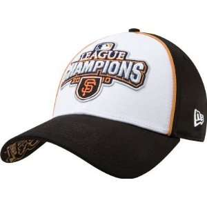 New Era MLB 2010 San Francisco Giants NLCS Locker Room Cap