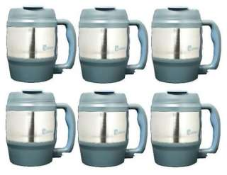 Bubba Brands Bubba Keg 52 oz Slate Mug 6 Pack Combo Pack Brand New