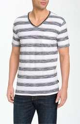 BOSS Black Eraldo V Neck T Shirt $85.00